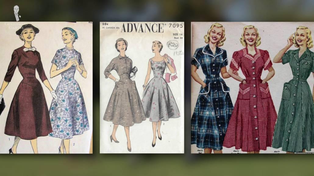 Not a lot of women would wear a dress nowadays