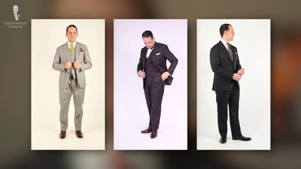 Look dapper with these stylish and timeless outfits.