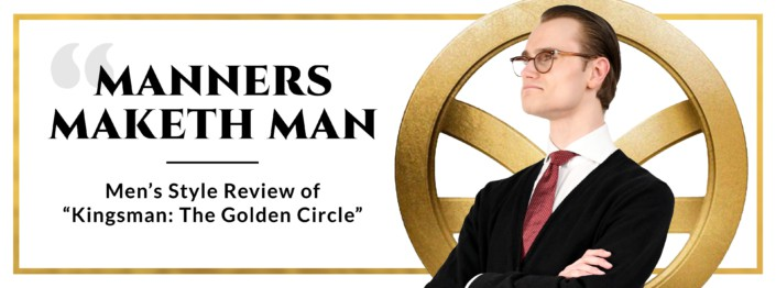 Manners Maketh Man Cover
