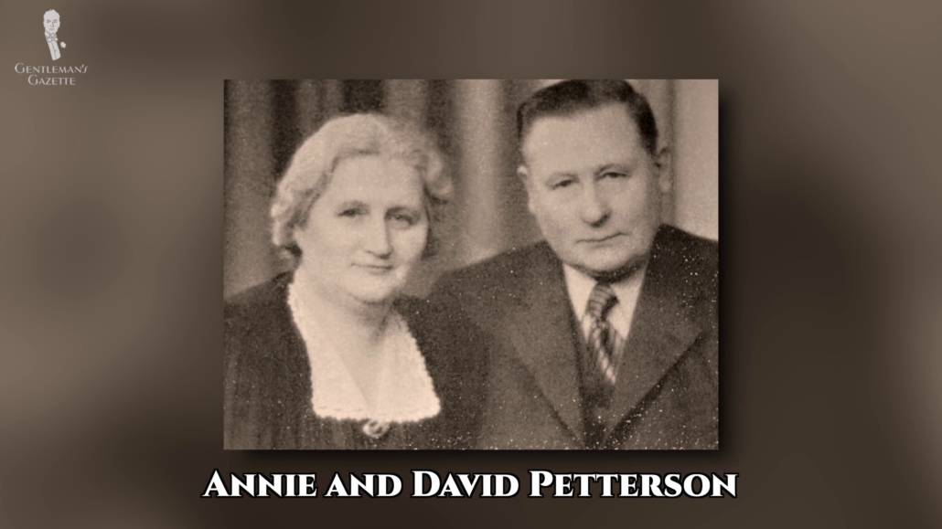 The company was founded in 1928 by Annie and David Petterson.