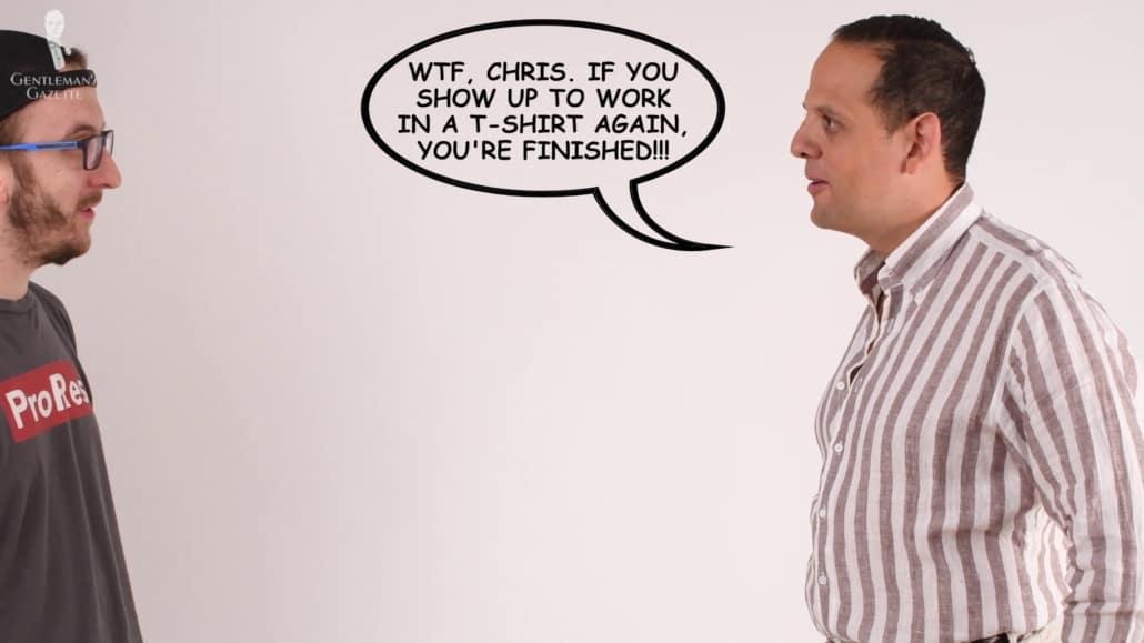 Hey, it's still all good, Chris!