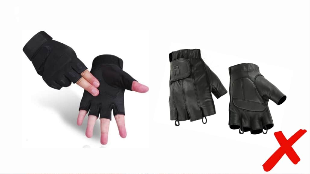 Fingerless driving gloves are best left alone--especially when more classic alternatives are available!