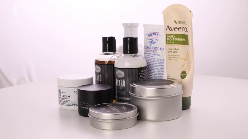 Grooming products would make a great gift to someone who truly enjoys skincare.