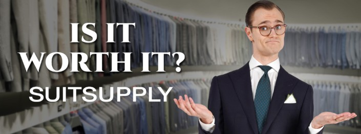 Suitsupply Suits: Are They Worth It? - Preston, wearing a Suitsupply suit, stands with a skeptical expression