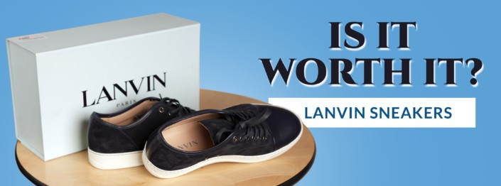 Lanvin sneakers review banner