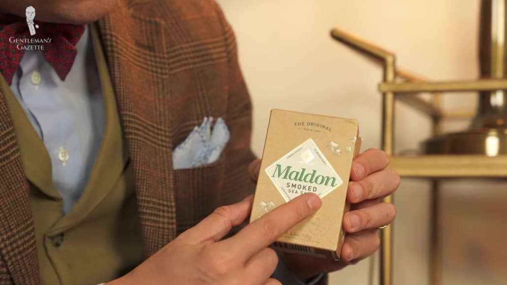 Smoked Maldon Sea Salt