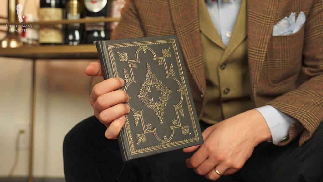 Peter Pauper Bookbound journal