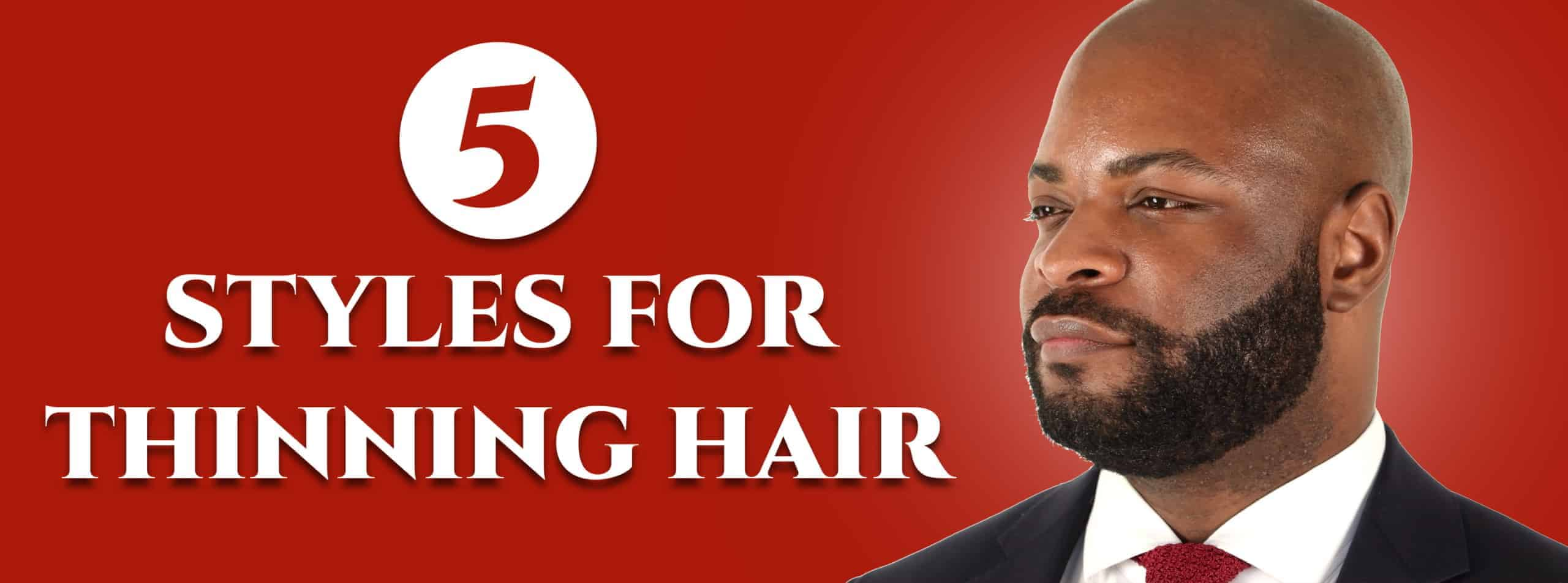 Is Your Hair Thinning Try These 18 Classic Men's Hairstyles   Gentleman's  Gazette